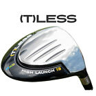 TeeLess (T)Less Driver w/ Custom Shaft Options