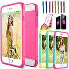 """For iPhone 6S 6 4.7"""" Hybrid Ultra Thin Protective Hard Case"""