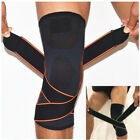 Outdoor Sports Adults Anti-skid Knee Pad Breathable Double Winding Knee Brace