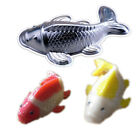 Fish Shaped Bakeware 3D Fondant Cake Baking Mould Pans Tins Decorating Tool YA9