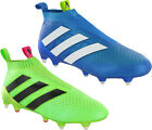 Adidas 16+ PureControl SG Mens Laceless Football Boots Trainers Shoes UK 8 - 11
