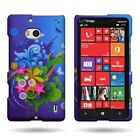 Hard Plastic Snap On Phone Case with Vibrant Design for Nokia Lumia Icon 929