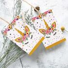 Внешний вид - 100×Unicorn Kraft Paper Hang Tags Wedding Party Favor Label Price Gift Card Tags