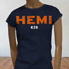 426 HEMI 4X4 POWER DIESEL FORD DODGE JEEP MOPAR Womens Navy T-Shirt $19.99 USD on eBay