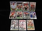 1984 49ers Police Cards...Singles or 11ct ... Pick from the drop down menu