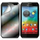 Clear Matte Anti-Glare LCD Screen Protector Cover Motorola PHOTON Q 4G LTE XT897