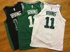Kyrie Irving Basketball Jersey Boston Celtics #11 Mens Stitched