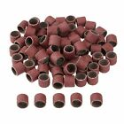 100 Pieces Sanding Bands Grinding Polishing Accessories Pedicure Bits Beauty DIY
