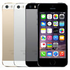 Apple iPhone 5S 16GB Unlocked Smartphone Silver, Space Gray, Gold