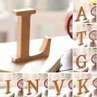 3D Large A-Z 26 Wooden Letters Alphabet Wall Hanging Wedding Party Decoration