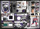 LOS ANGELES KINGS AUTOGRAPH JERSEY NHL HOCKEY CARD SEE LIST $4.75 CAD on eBay