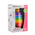 Rainbow Stacking Cups Toys Educational Tower  for Baby Early Development