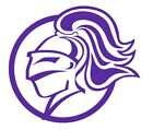 ncaa0864 Holy Cross Crusaders head logo Die Cut Vinyl Graphic Decal Sticker NCAA
