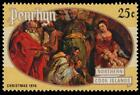 """PENRHYN ISLAND 68 (SG74) - """"Adoration of the Kings"""" by Reubens (pa92056)"""