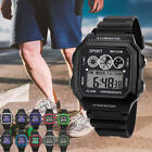Sport Luxury Men Boy Analog Digital Military Army LED Waterproof Wrist Watch US image