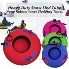 Heavy Duty Snow Sled Tubes Outdoor sports Skis inflatable skiing board Double de