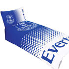 Everton FC Official Reversible Fade Comforter Cover Bedding Set (SG10143) image