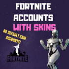 Fortnite Account 10-175 Skins (choose Amount)(fast Delivery)