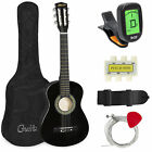 BCP 30in Classical Acoustic Guitar Set for Beginners w- Bag  Picks  Tuner  Strap