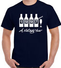 Bottles 1997 Mens Funny 22nd Birthday T-Shirt 22 Year Old Gift Present