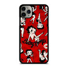 BETTY BOOP COLLAGE iPhone 5/5S/SE 6/6S 7/8 Plus X/XS Max XR Case Cover $21.1 CAD on eBay