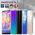"""6,1""""touch Android 8.1 Mobile Quad Octa Core  Smart Phone Dual Sim 4g+64gb Mobile"""