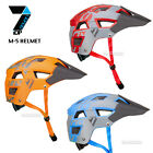 7iDP 2019 M-5 MTB Mountain Bike Bicycling Helmet : ALL COLORS - NEW IN BOX