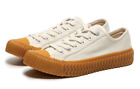 Excelsior Unisex  Canvas Street Fashion Sneakers Bolt Lo Vulcanized Steam White
