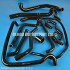 Escort RS Cosworth T35 - 13pc Silicone Coolant Hose Kit (92-94) Demon Motorsport