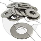 "SS 5/16"" SAE Flat Washer Marine Grade Stainless Steel"