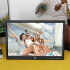 Digital Photo Frame 1209T 12 Inches Electronic Picture Frame Clock Calendar OI