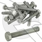 "5/16-18 x 2"" Grade 5 Full Thread Hex Bolt Steel Zinc Plated 5/16x2"""