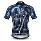 Weimostar Men's Cycling Jersey Breathale Mountain Bike Racing Clothing Quick-Dry