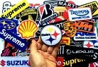 Motorcycle Racing Super Car Embroidered Patch Iron/Sew On Logo 100 Vintage Badge $3.93 CAD on eBay