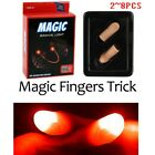 8x Magic Super Bright Light Up Thumbs Fingers Trick Appearing Light Close Up