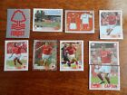 NOTTINGHAM FOREST - PANINI - COCA COLA CHAMPIONSHIP 2009 STICKERS £0.99  on eBay
