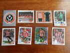 SHEFFIELD UNITED - PANINI - COCA COLA CHAMPIONSHIP 2009 STICKERS £0.99  on eBay