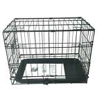 """20""""36""""42""""48""""24 36""""Pet Cat Dog Folding Crate Playpen Metal Cage Size 6 W/Divider"""