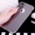 NEW Luxury Aluminum Metal Mirror Case PC Back Cover Skin Various Phone #B