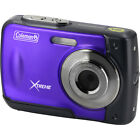 Coleman Xtreme 18.0 MP HD Underwater Digital & Video Camera NEW