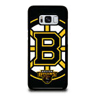 BOSTON BRUINS #2 Samsung Galaxy S4 S5 S6 S7 S8 S9 Edge Plus Case Phone Cover $15.9 USD on eBay