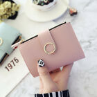 Fashion Women Ladies Leather Purse Money Clip Wallet Clutch Card Bag Holder Gift image