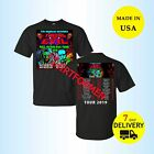 Rob Zombie and Marilyn Manson Twins of Evil tour dates 2019 T-Shirt All Size image