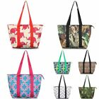 Large Insulated Lunch Bag Tote Cooler Picnic Travel Food Box Carry Bags