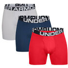 Under Armour Mens Boxer Shorts 3er Pack Boxer Briefs, Choice of , S-XXL