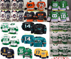 New 2019 St Pats Mens Toronto Maple Leafs Hockey Jersey FREE SHIPPING 3XLTOS