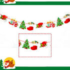 Xmas Bunting Banner Household Wall Hangings Creative Party Adorment Pendant 889