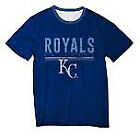 Kansas City Royals Big Logo Half Tone Tee by Forever Collectibles on Ebay