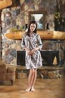 Naked North Snow Camo Nightgown,  Camouflage Sleep Shirt Gown