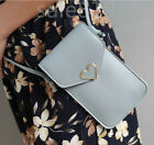 Shoulder Bag Card Wallet Purse PU Leather Case Cover For LG Stylo 4+/ X Charge
